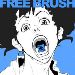 FREE PHOTOSHOP BRUSH by SteveAhn