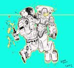 LOVE SHOT _ SPACE x SUBMECHRINE