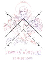 Online Drawing Workshop Logo by SteveAhn