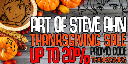 Thanksgiving Promo by SteveAhn