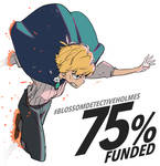 75% Funded