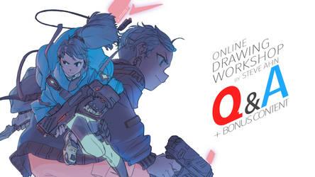 Online Drawing Workshop Bonus Content by SteveAhn