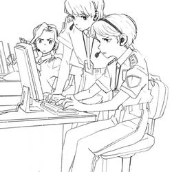 WIP - Police Call Center