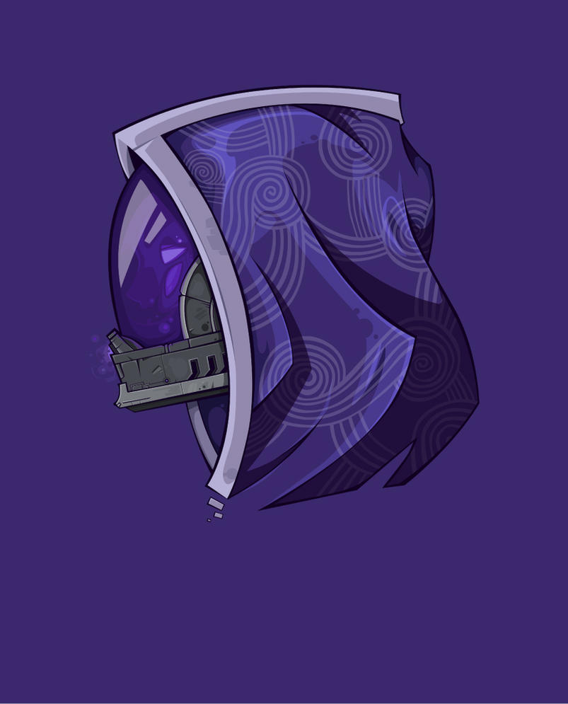Tali' Zorah by pan10