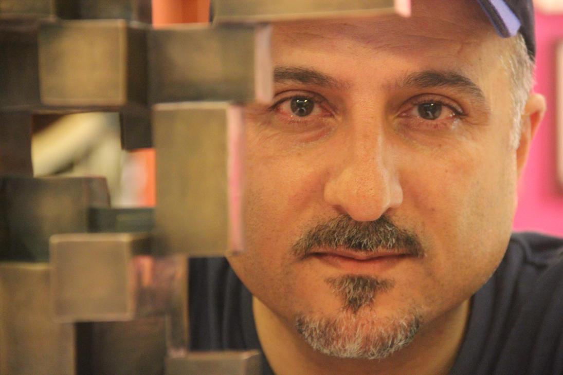 Portrait Adel Al-Abbasi - Bahrain by Adel-Alabbasi