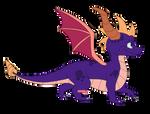 Happy birthday, Spyro!