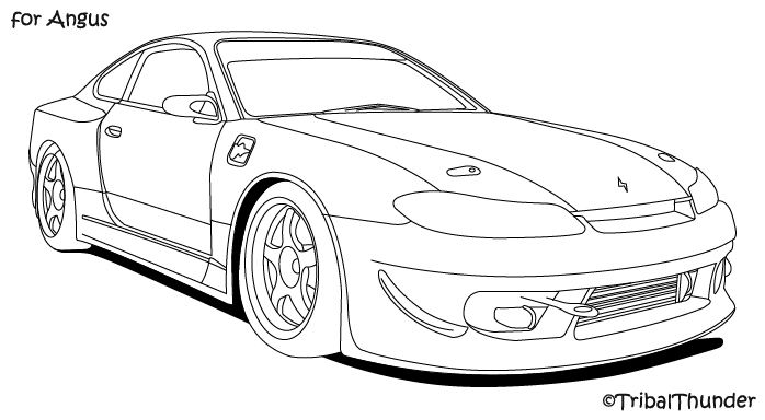 nissan silvia coloring pages download nissan silvia coloring pages download