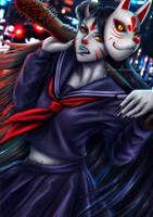 CE: Tomboy-Kei's OC - Zorra Blakesley by VexingYA