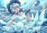 CE: skfuu's Annie OC - Nerine by VexingYA