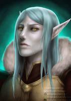 Commission: Pillars of Eternity OC by VexingYA