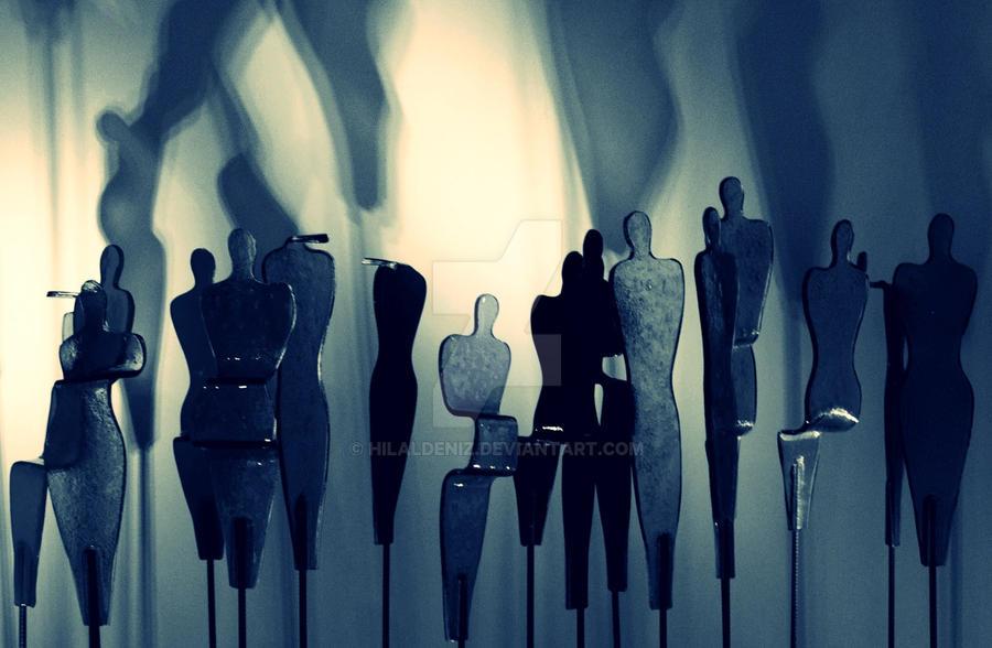 silhouette by hilaldeniz