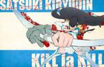 KILL la KILL - KIRYUUIN Satsuki
