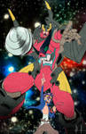 GURREN LAGANN - Who the hell do you think I am?!?