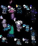 3/13 Open - Adopt Batch 11 - Galaxy Themed