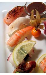 sushi by gosanne