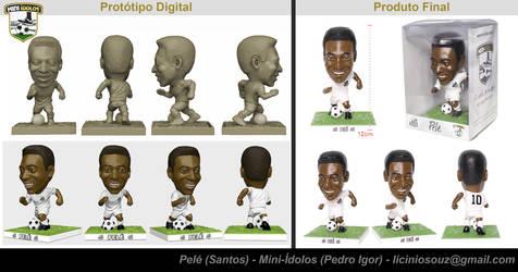 Mini Idolos PELE [SANTOS]