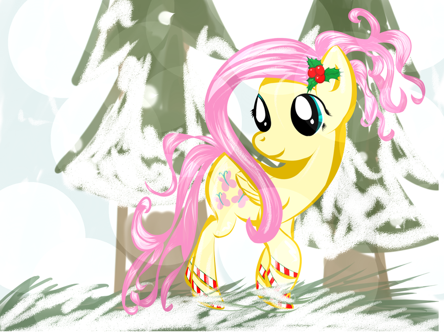 Walking in a Winter Wonderland by Firepoppy