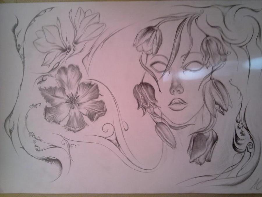 Tulip by temenuga9001