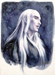 Thranduil, king and father