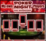 My own Poker Night Players (Alternate) (Blank)
