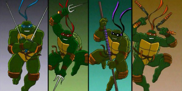 Tmnt 2003 Kick Some Shell In Death Battle By Doctormoodb On