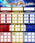 My own Project X Zone Game Template