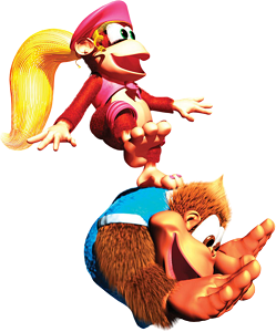 vs biodixie kong and kiddy kong team by doctormoodb on