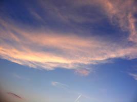 Pillar of cloud by tataijucc
