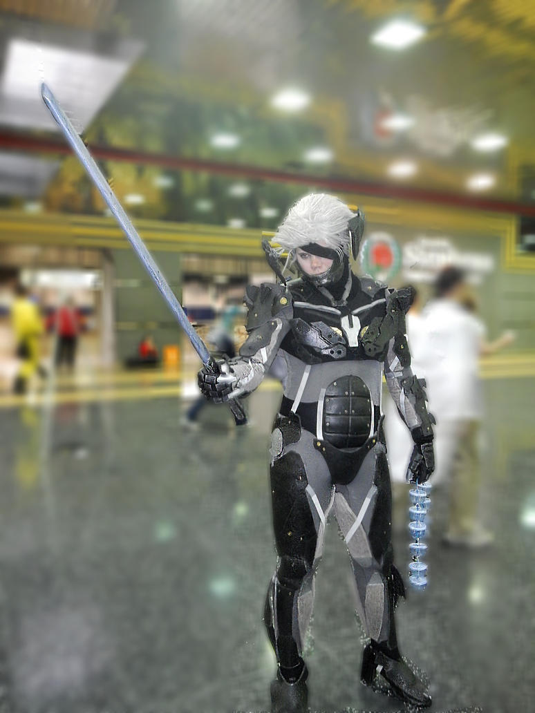 Raiden Cosplay by SandnBlood