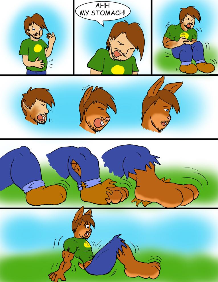 Don't eat the bunny 2 of 4 by CaseyLJones