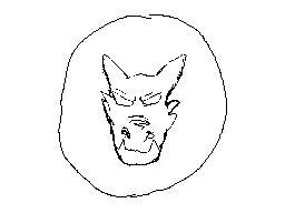 Flipnote: Dragon Medallion by CaseyLJones