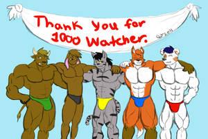 1000 Watcher on FA by CaseyLJones