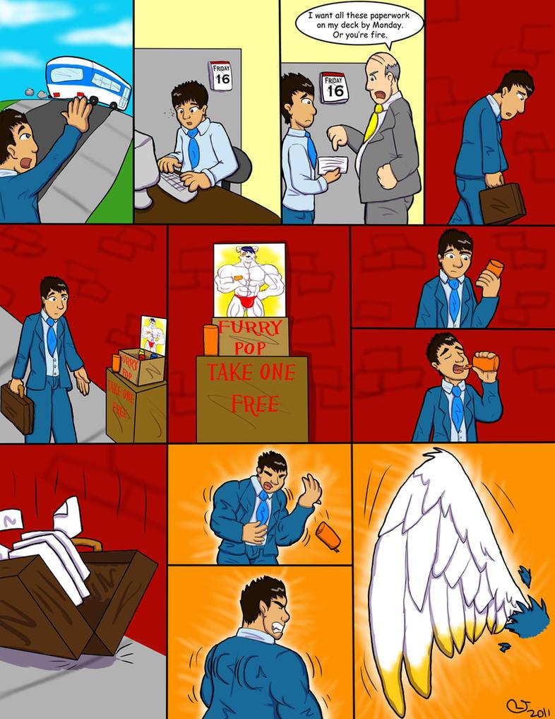 TFcommission:Business Flight 1 by CaseyLJones