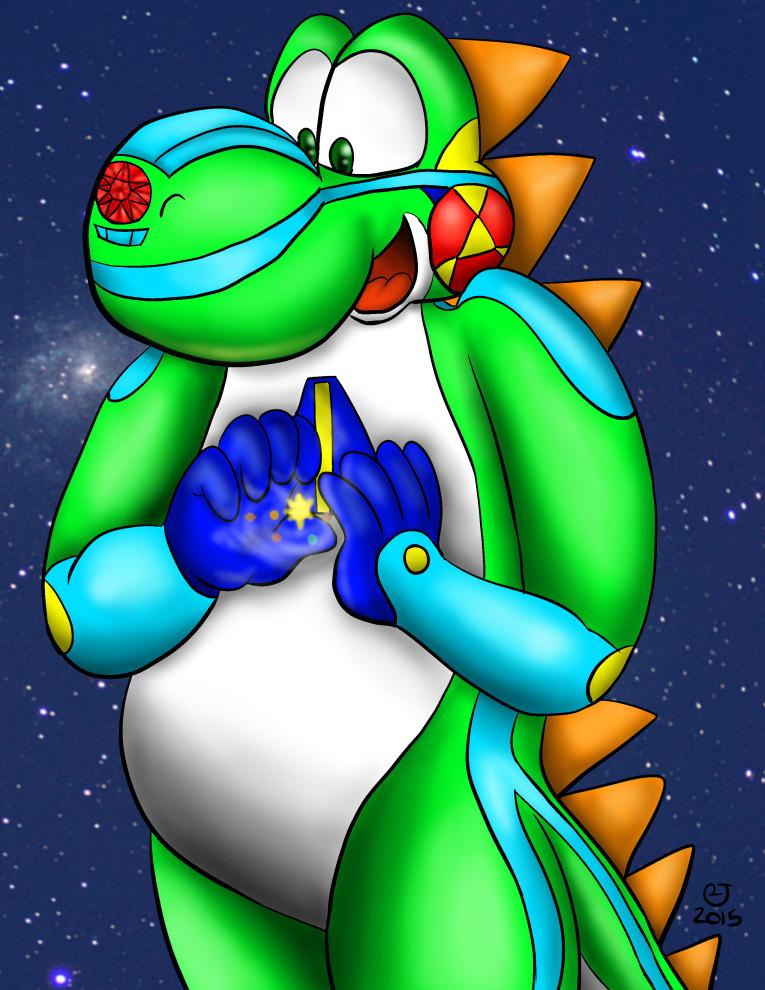 YCH: Galaxy Protector by CaseyLJones