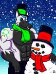 YCH: Snowman