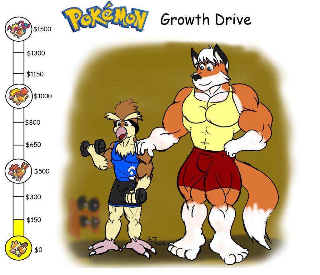 Pokemon Growth Drive: Peter 1 By CaseyLJones On DeviantArt