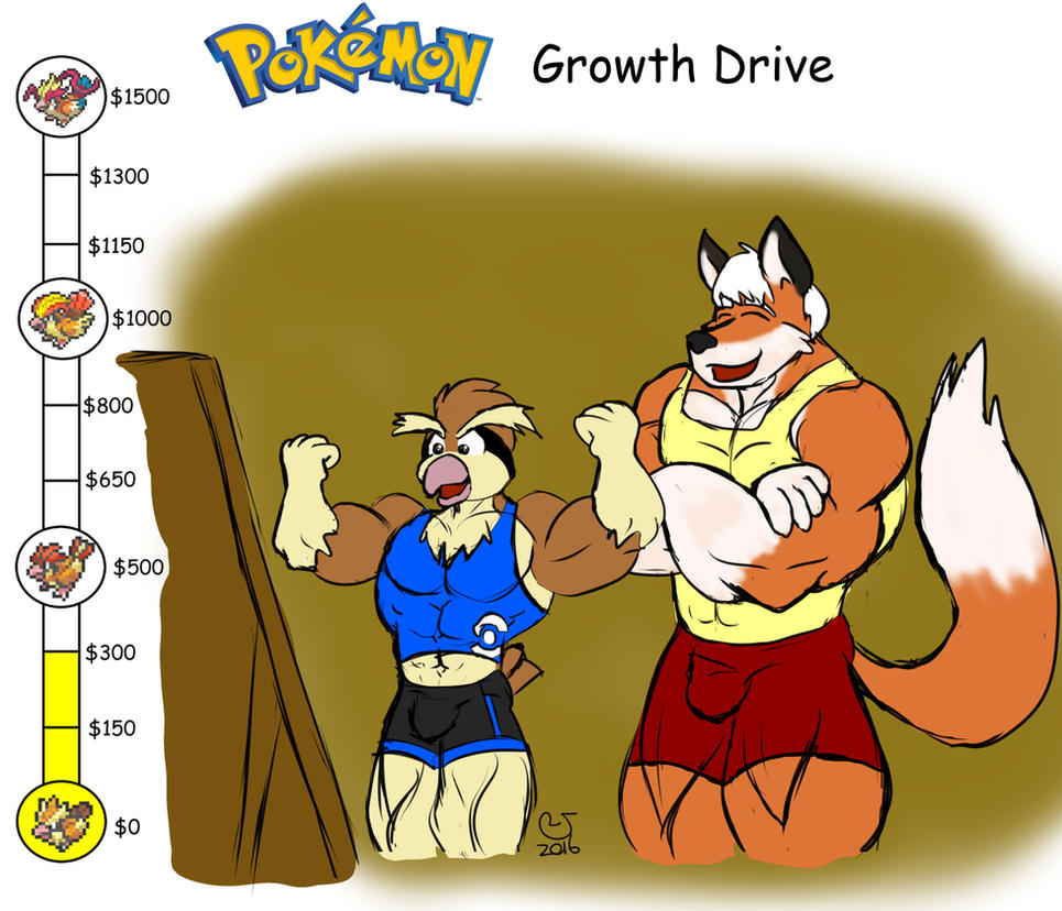 Pokemon Growth Drive: Peter 2 By CaseyLJones On DeviantArt