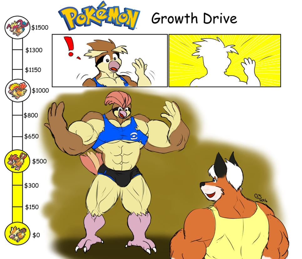 Pokemon Growth Drive: Peter 3 By CaseyLJones On DeviantArt