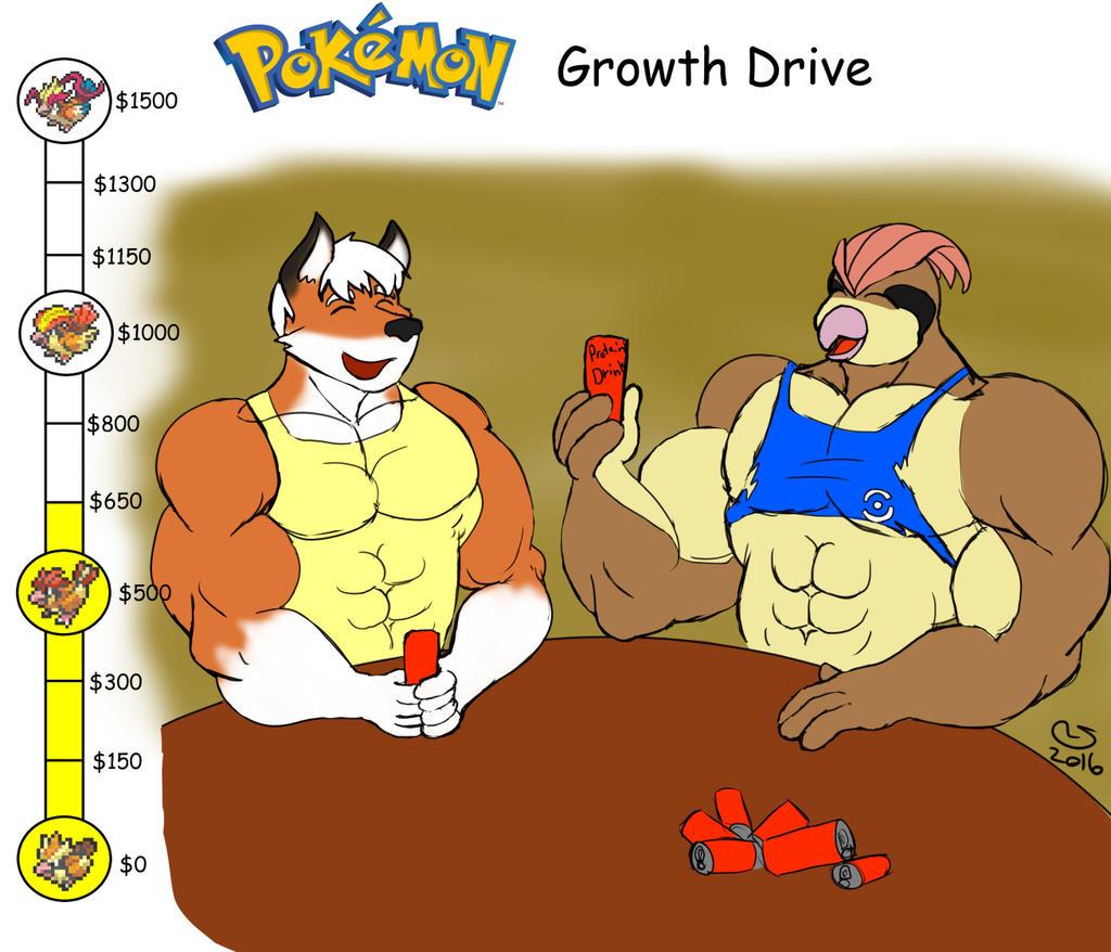 Pokemon Growth Drive: Peter 4 By CaseyLJones On DeviantArt