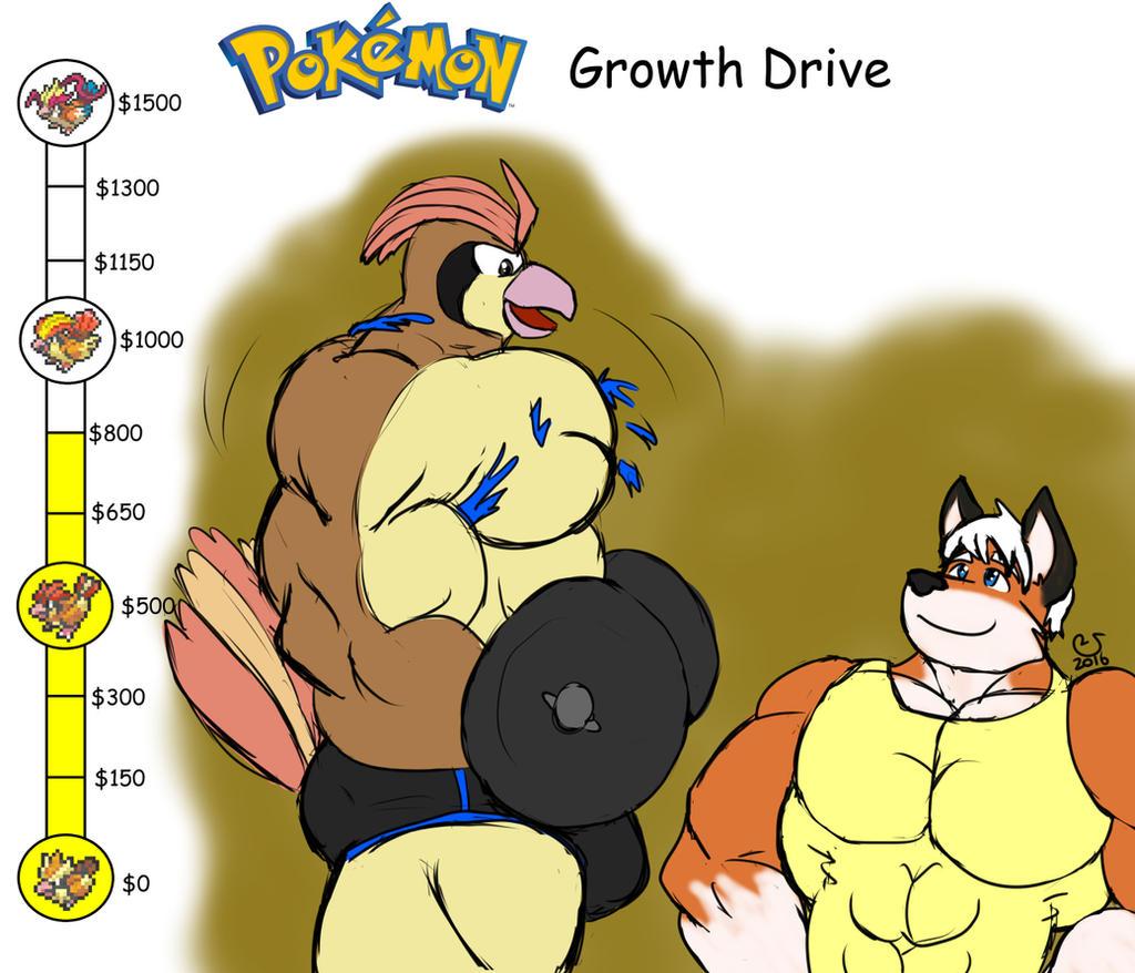 Pokemon Growth Drive: Peter 5 By CaseyLJones On DeviantArt
