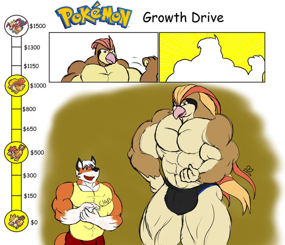 Pokemon Growth Drive: Peter 6 By CaseyLJones On DeviantArt