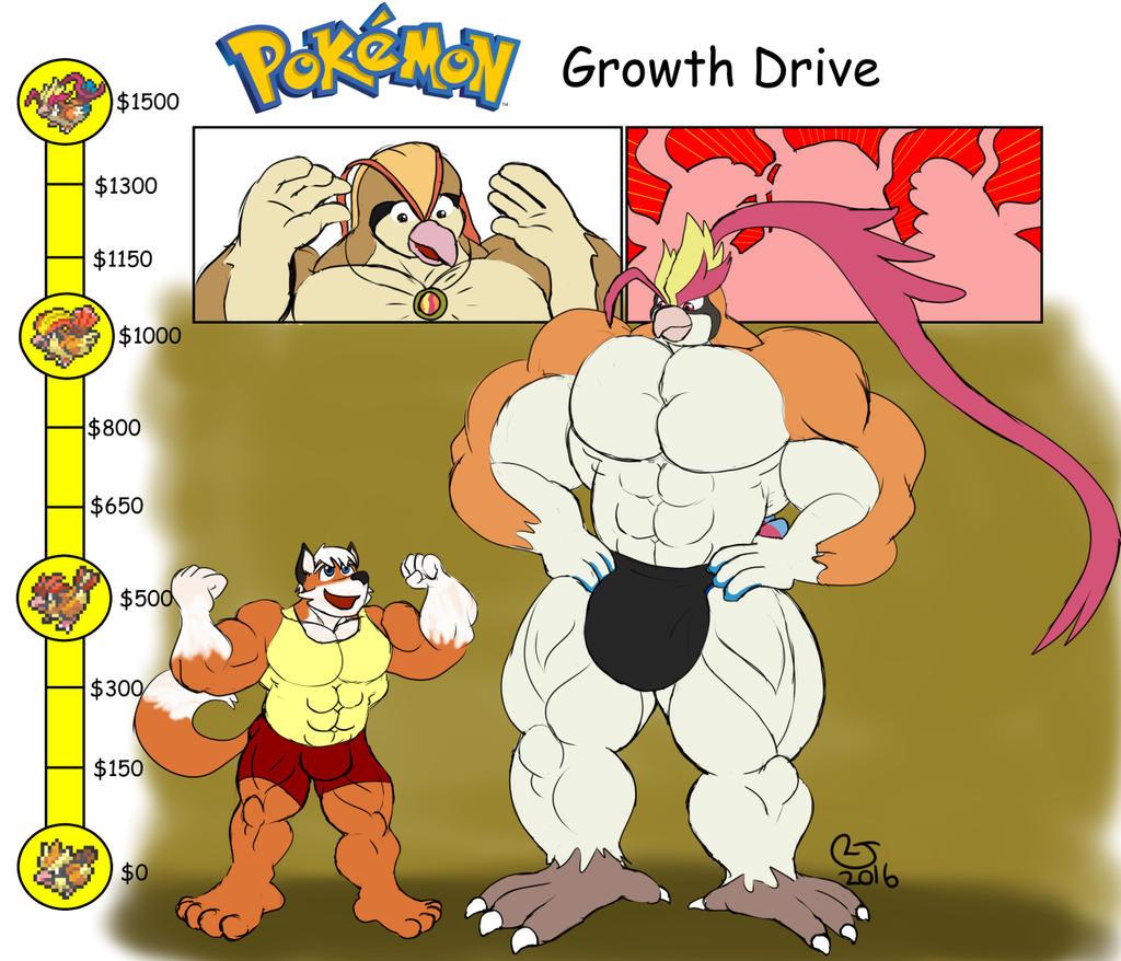 Pokemon Growth Drive: Peter 9 By CaseyLJones On DeviantArt