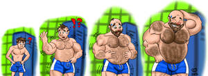 TF Commission: Wrong Swim Shorts