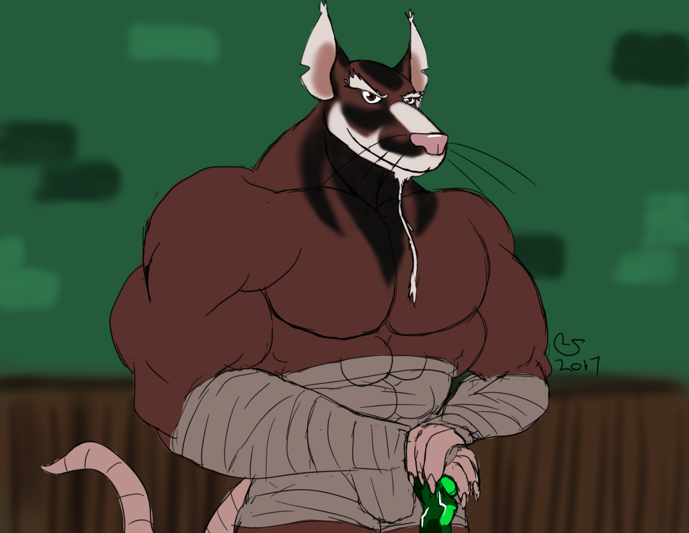 Buff Fantart Friday: Master Splinter (2012) by CaseyLJones ...
