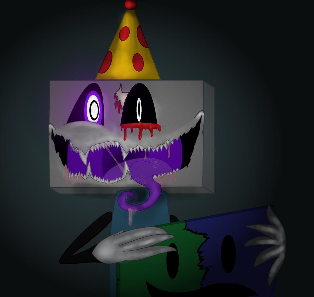 Birthday Boy Blam 3 By Nailesi: Nightmare BBB By Lavenderdadragon14 On DeviantArt