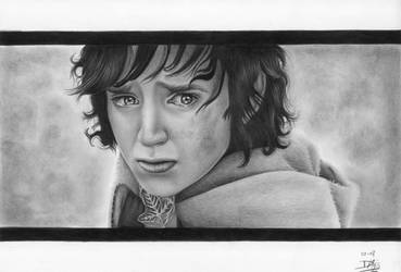 Frodo by LittleRamona