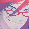 Grell Icon by taranee9