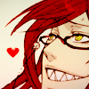Grell Icon 4 by taranee9