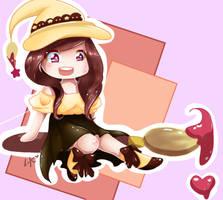 Halloween Chibi - Original Character