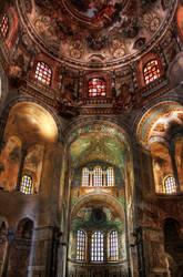 Basilica di San Vitale II by BerlinerItalianBoy